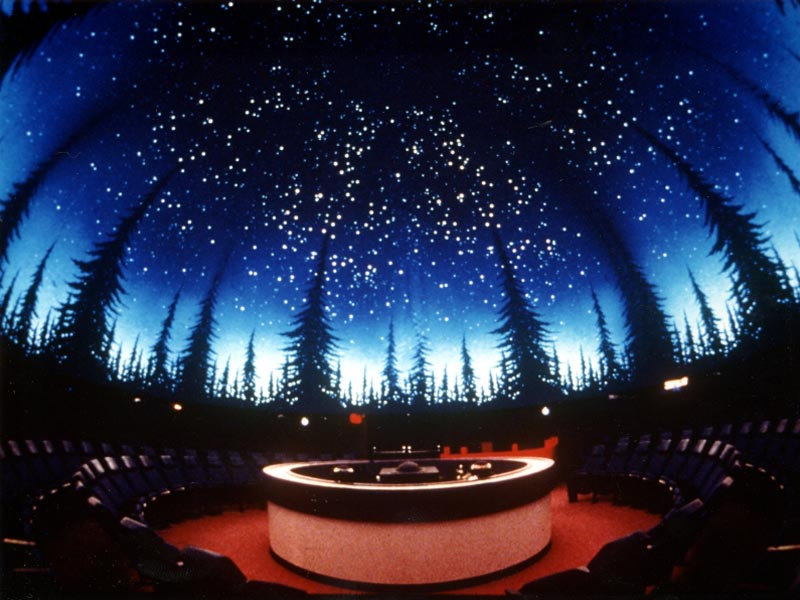 Systems 187 Immersive Theaters Amp Planetariums